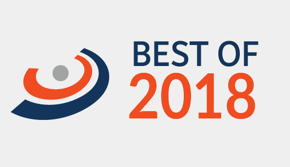 best of 2018 award